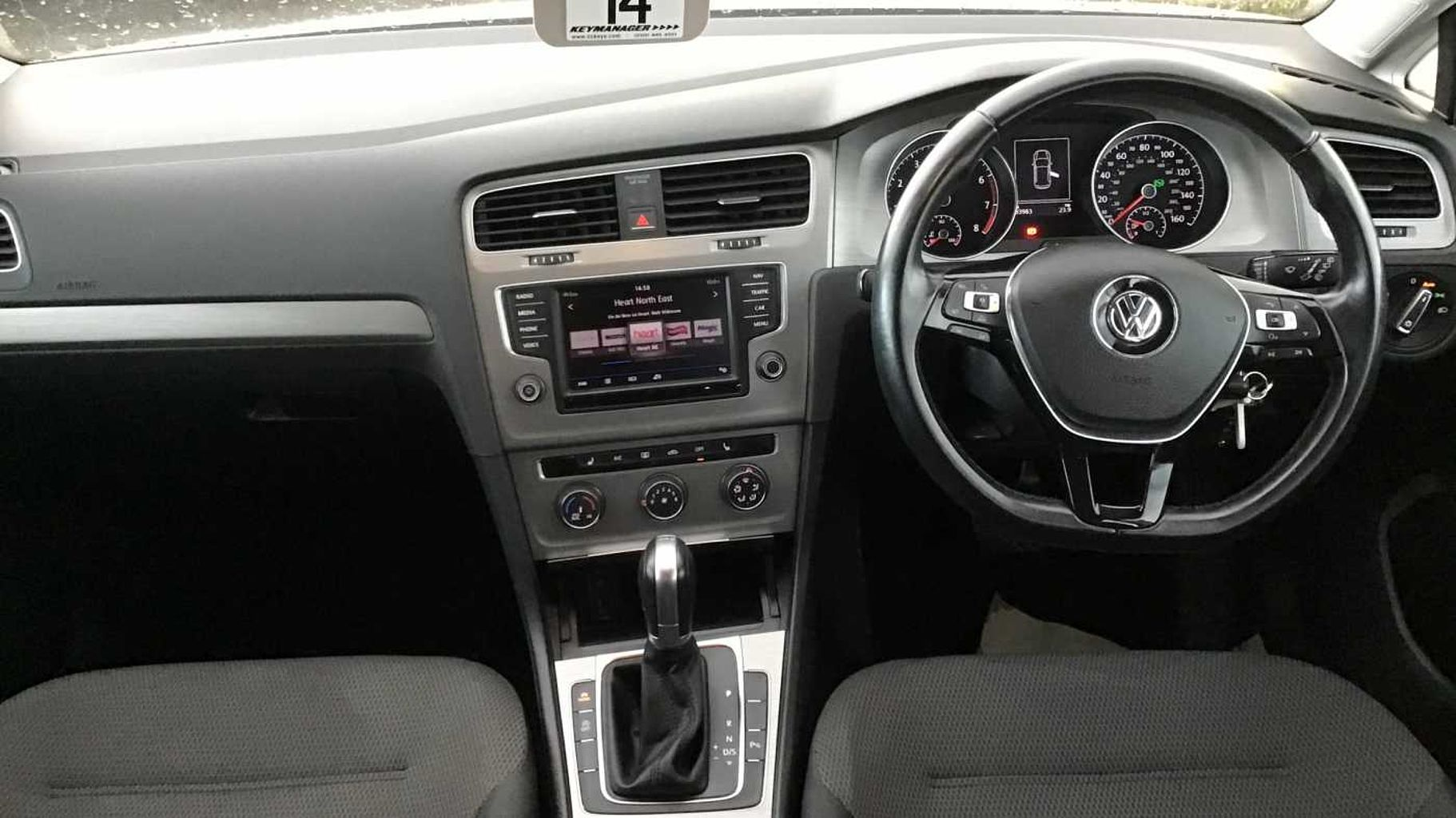 Volkswagen Golf 1.4 TSI 125 Match Edition 5dr DSG Petrol Hatchback
